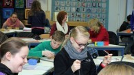 """Informationsabend und """"Tag der offenen Tür"""" bieten Einblick ins Schulleben."""
