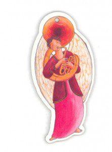 21 horn