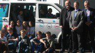 Der neue VW-Bus der katholischen Gemeinde Attendorn bietet neue Möglichkeiten.