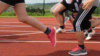 Alle 9er und 10er, die nicht beim Citylauf waren, starten am Freitag beim Stundenlauf.