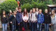 Für ihren Einsatz durften die Buslotsen der Schule einen besonderen Ausflug machen.