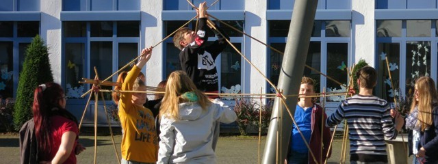 Die Klassen 6 bis 10 beteiligten sich am Ursulatag an unterschiedlichen Aktionen.