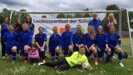 Beim NRW-Finale steigerten sich die SUR-Mädchen von Spiel zu Spiel.