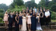 96 Schülerinnen und Schüler haben in diesem Schuljahr ihren Abschluss gemacht.
