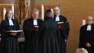 Christiane Berthold ist jetzt offiziell Schlupfarrerin für evangelische Religion an den St.-Ursula-Schulen.