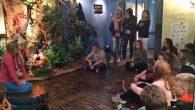 Im Rahmen des Bioliegunterrichts besuchte die 9a die aktuelle Ausstellung im Südsauerlandmuseum.