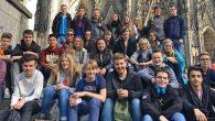 Der Jahrgang 9 lernte in Köln einiges über die Namenspatronin der Schule.