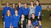 In letzter Sekunde holten sich die Fußballerinnen der St.-Ursula-Realschule den Hallenstadtpokal.