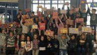Aus dem Politik-Unterricht entwickelten die 6er eine Geschenke-Aktion für Flüchtlingsfamilien.