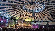 Der Festakt im Forum zum 100-jährigen Jubliäum der St.-Ursula-Schulen war ein voller Erfolg.