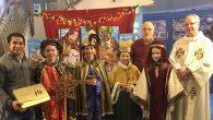 Im Rahmen der Haussegnung übergab die Schule eine große Spende an ihr Sumba-Projekt.