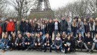 Großes Programm und sogar brauchbares Wetter gab es bei der Parisfahrt.