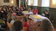 Auf der Burg Bilstein belegte unsere Schulsiegerin Platz vier.