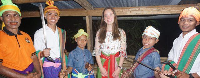 Ein Reisebericht vom Besuch bei unserem Missionsproejkt auf der indonesischen Insel Sumba.