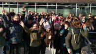 Über 120 Schüler folgten der SV-Einladung zum Eislaufen nach Wiehl.