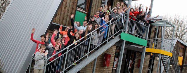 Action, Spaß und Sonnenschein - ein paar Eindrücke der Klassenfahrt unserer 5er.