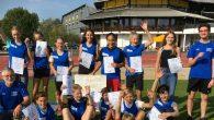 Das jüngste Team legte beim Finale in Paderborn einen tollen Auftritt hin.