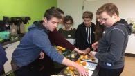 In den Klimawelten Hilchenbach ging es für die Schüler um das Thema Nachhaltigkeit.