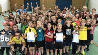 Unsere Schule wurde vom Kreissportbund für den Sportabzeichen-Wettbewerb 2018 ausgezeichnet.